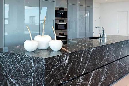 Make an Impression with Granite