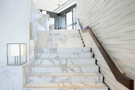 Marble and Granite Stairs