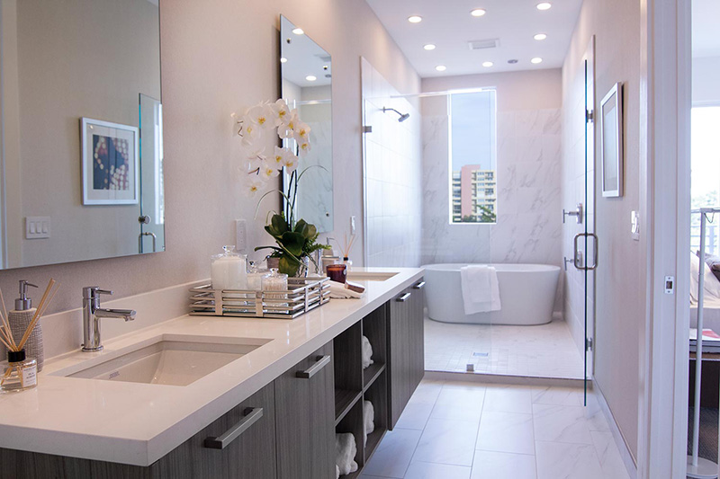 Click To Enlarge Image  1_Bathroom_Pure_White_Quartz_Vanity_Modern_Galleria Lofts_7 ...