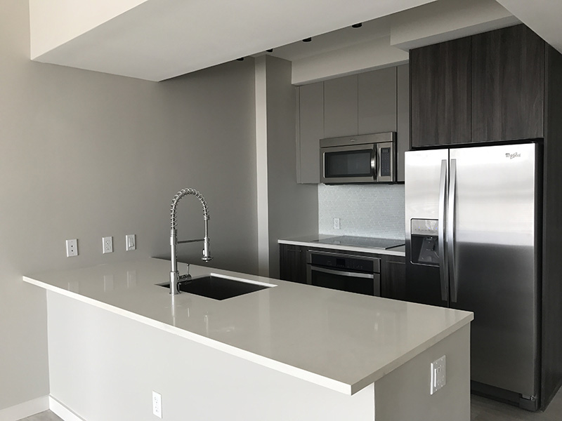 Projects featuring marble and granite countertops Miami
